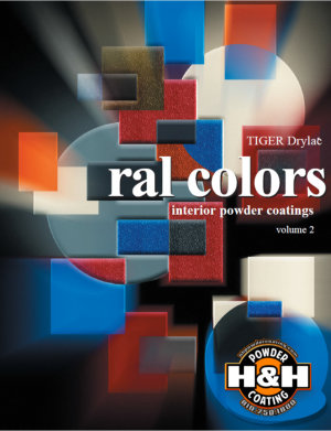 RAL Interior Color Charts Link