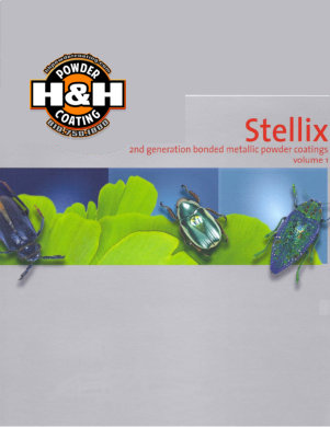 Stellix Color Chart Link