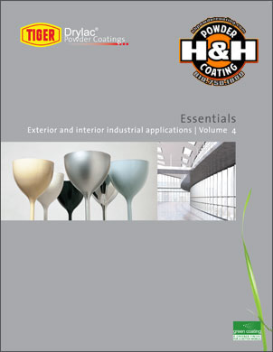 Special Effect Powder Coating Color Charts PDF